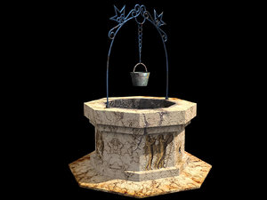 italian renaissance 3D model