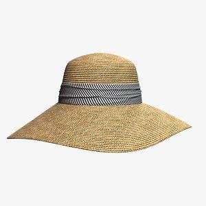 3D hat 2 model