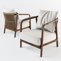 Flexform Crono armchair
