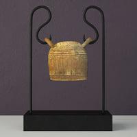 19th century burmese bronze 3D model
