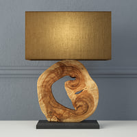 Acacia Table Lamp by Jamie Young