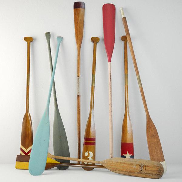 oars 3D