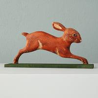 3D bunny doorstop model