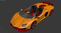 lamborghini cars 3D