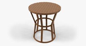 table nipis sides model