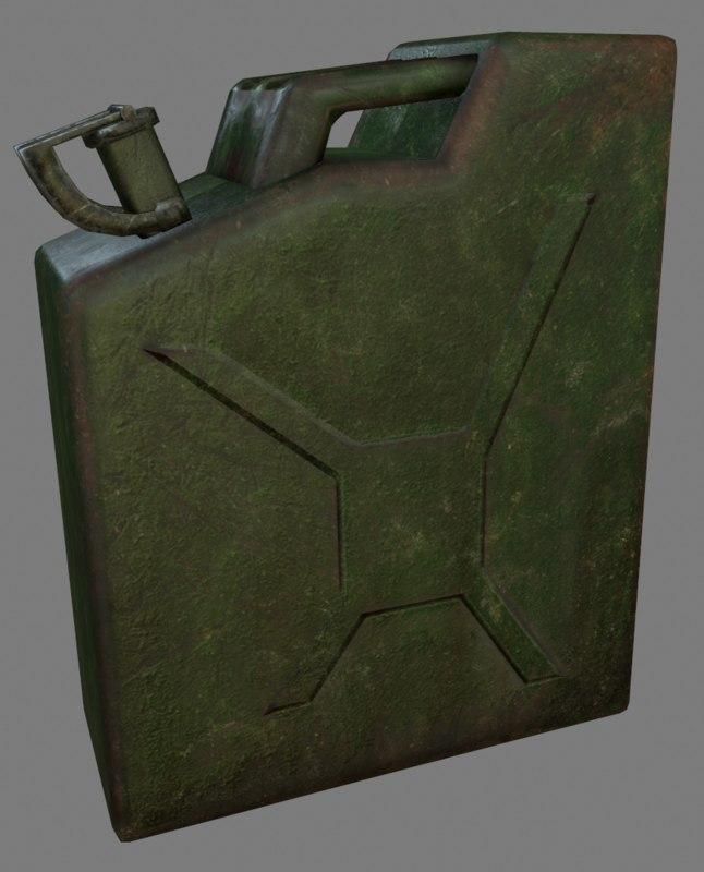 petrol pbr 3D