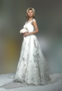 3D girl just married