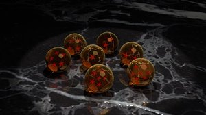 dragon ball 3D