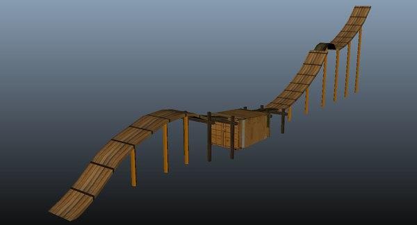 3D flyover rajput gaming