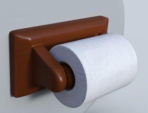toilet paper dispenser model