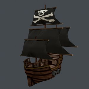 pirate model