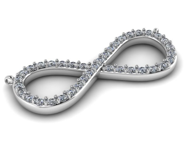infinity pendant model