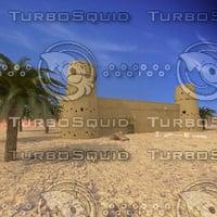 3D saudi arabia