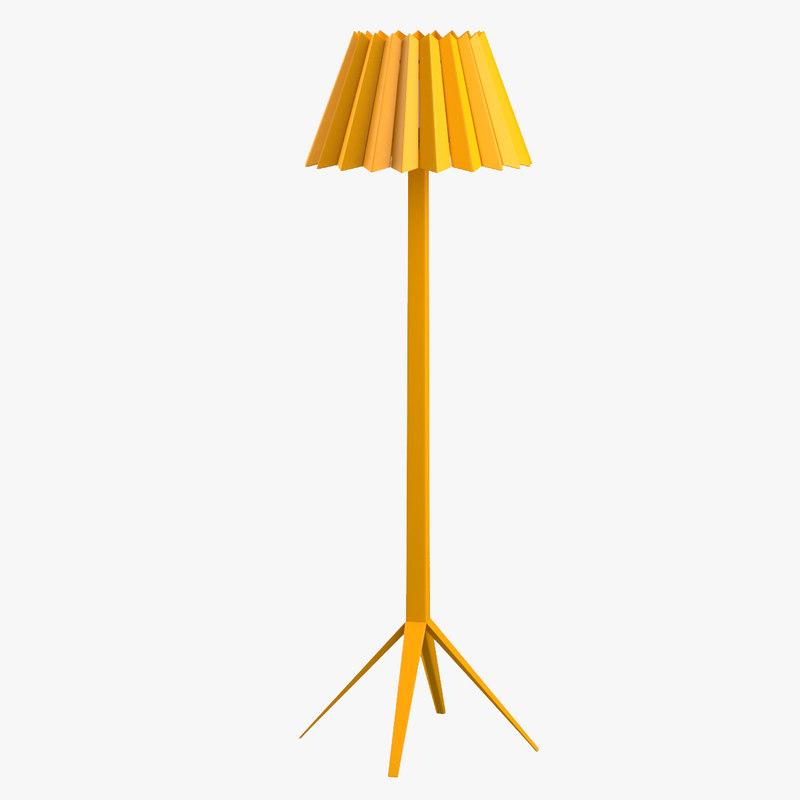 Modern Standing Lamp Interior Model