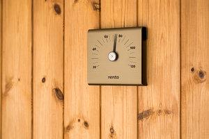 3D rento sauna thermometer model