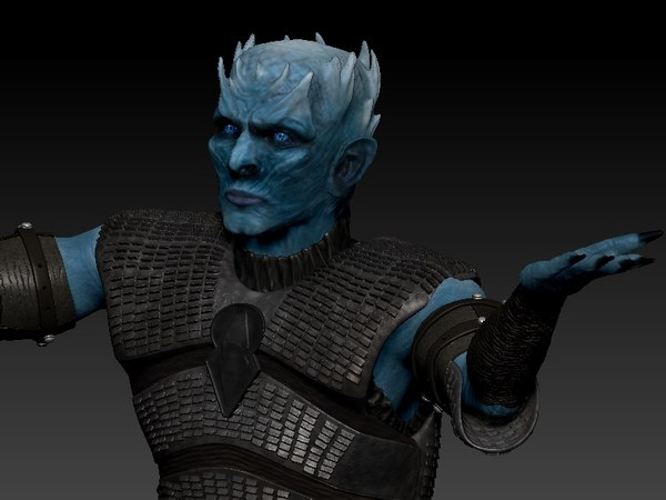 night king 3D