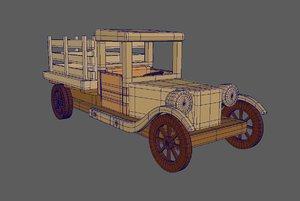 classic toy 3D model