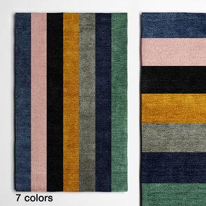 rugs flooring 3D