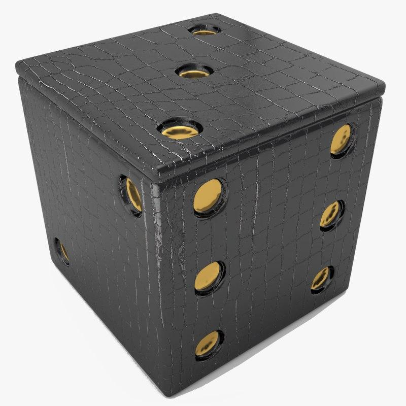 3D boxes decoration