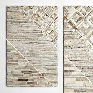3D rugs flooring model