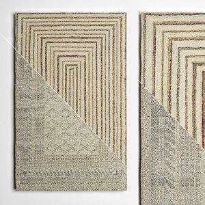 rugs 5 flooring 3D