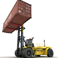 Forklift Heavy Load