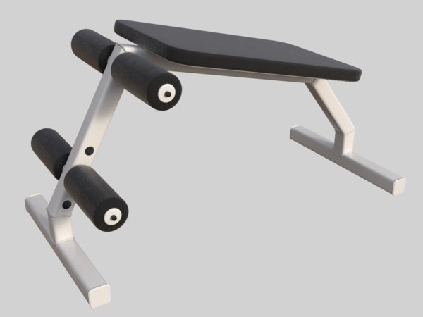 bench press professional 3D