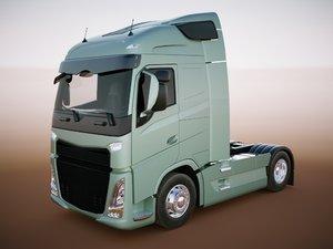 3D model generic truck v5