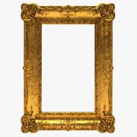 frame v3 3D model