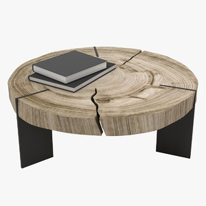 3D model toc table