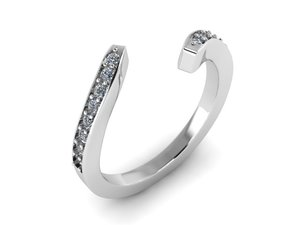 female ring 3D