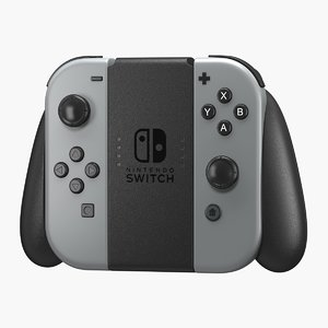 3D nintendo switch joy grip