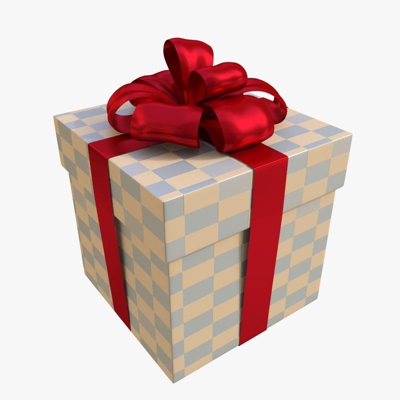 christmas boxes model