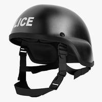 usa police swat model
