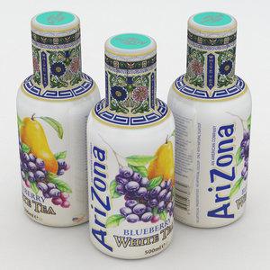 arizona beverage bottle model
