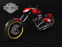 3D harley custom