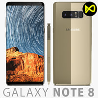 Samsung Galaxy Note 8 Mapple Gold