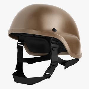 3D usa police swat model