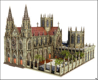 cathedral 3D