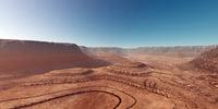 canyon model