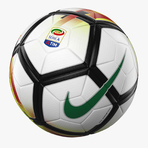 nike ordem serie football 3D