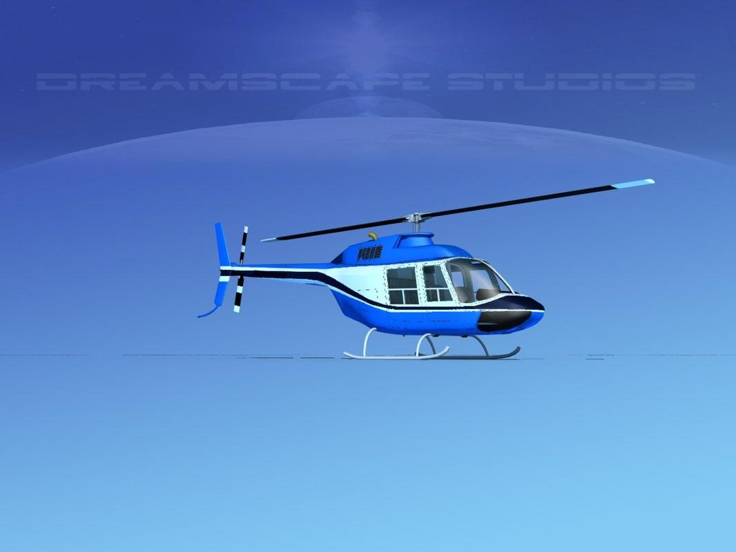 rotor bell 206 model