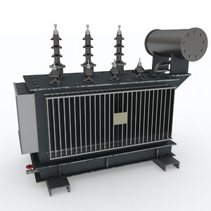 3D power transform model