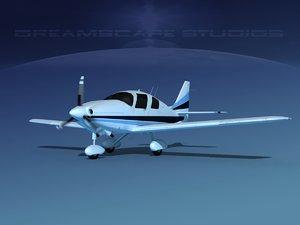 propeller cessna 400 ttx 3D
