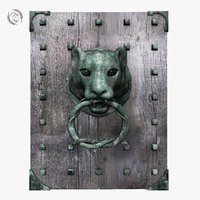door knocker bars