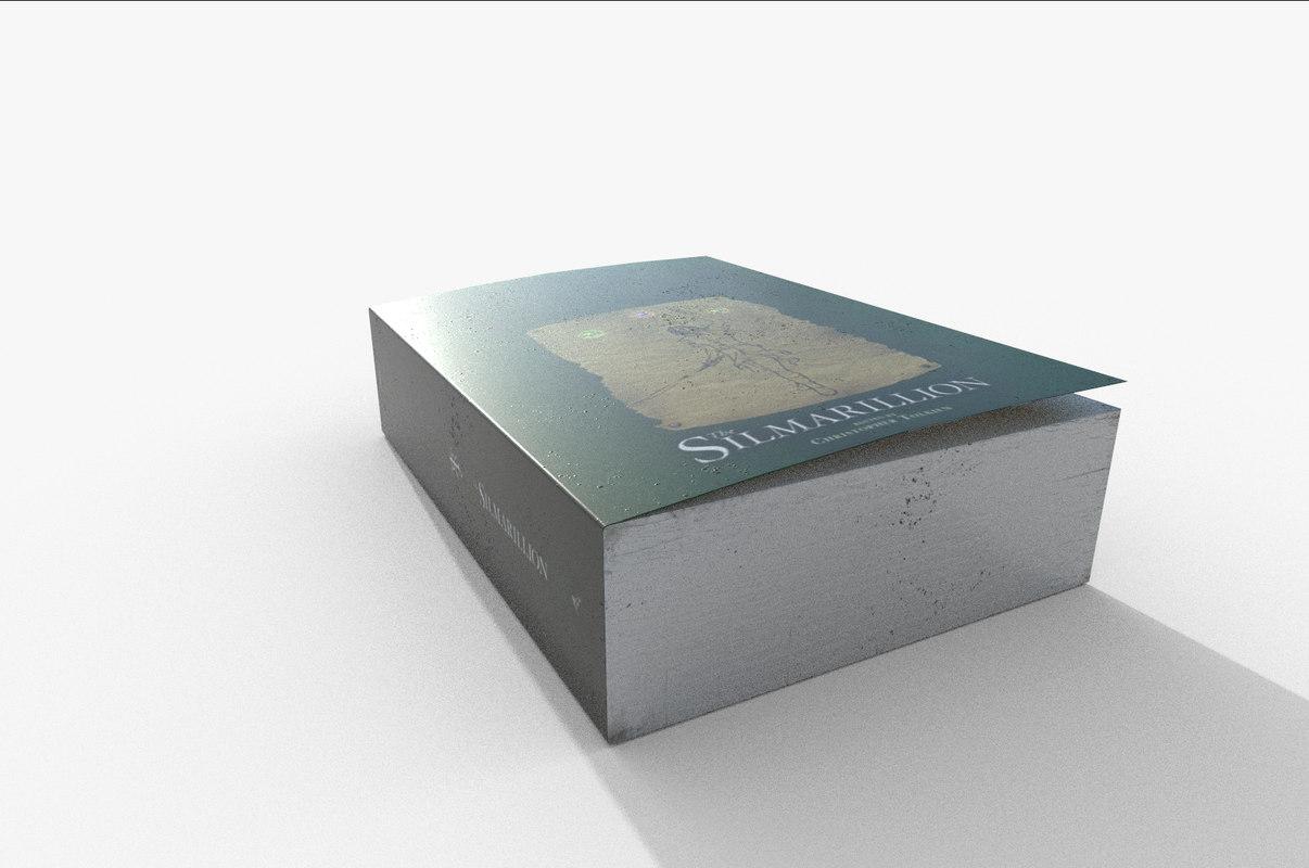 book silmarillion model
