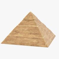 pyramid 01 stemcell 3D model