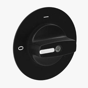 3D knob 01 06