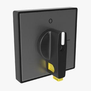 3D knob 01 12