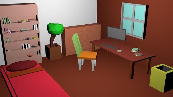 room pack 01 - 3D